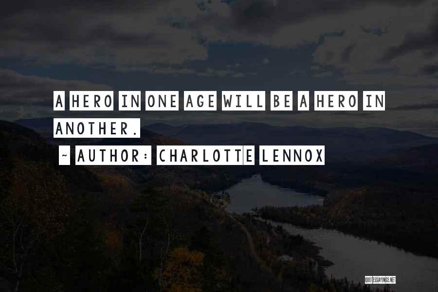 Charlotte Lennox Quotes 439478