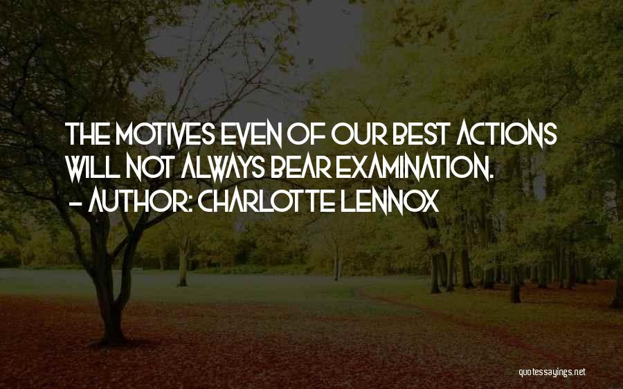 Charlotte Lennox Quotes 448426