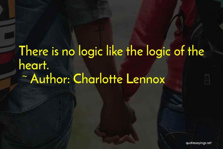 Charlotte Lennox Quotes 637223
