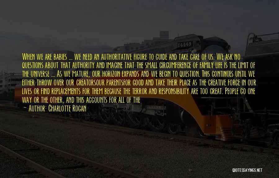 Charlotte Rogan Quotes 1104316