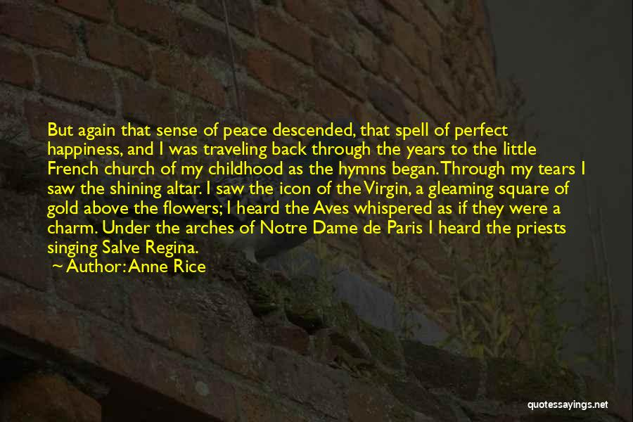 Charm Quotes By Anne Rice