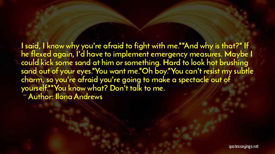 Charm Quotes By Ilona Andrews