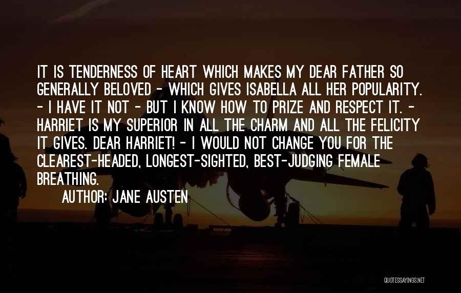 Charm Quotes By Jane Austen