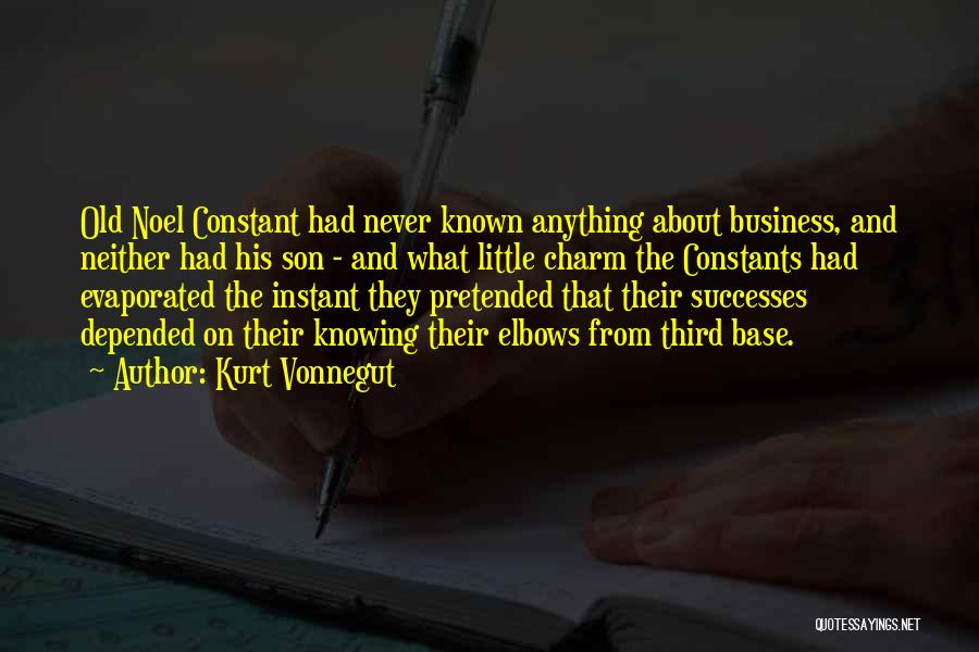 Charm Quotes By Kurt Vonnegut