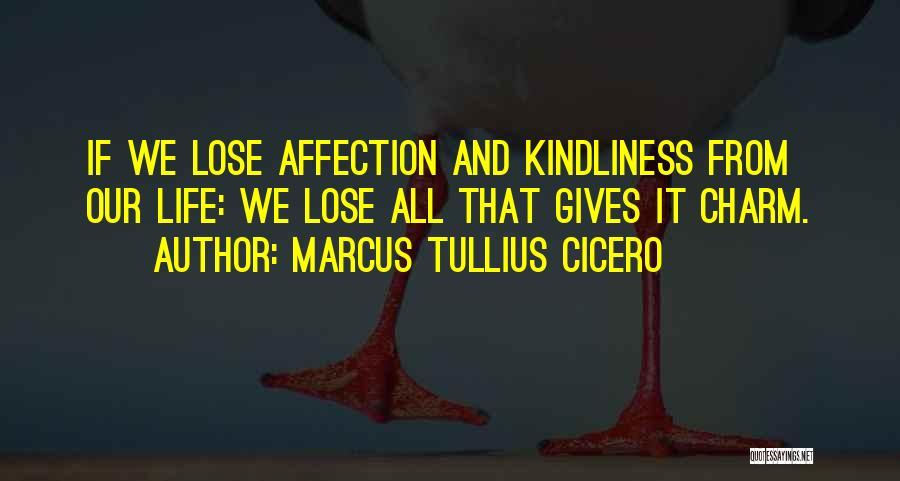 Charm Quotes By Marcus Tullius Cicero