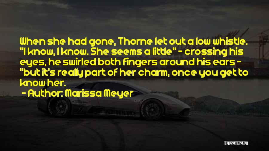 Charm Quotes By Marissa Meyer