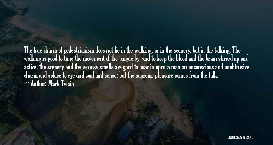 Charm Quotes By Mark Twain