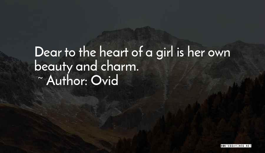 Charm Quotes By Ovid
