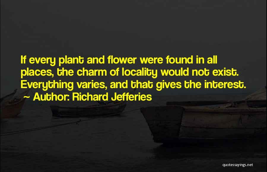 Charm Quotes By Richard Jefferies