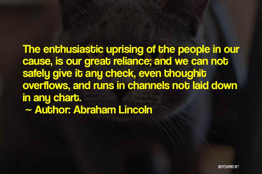 Chart Quotes By Abraham Lincoln