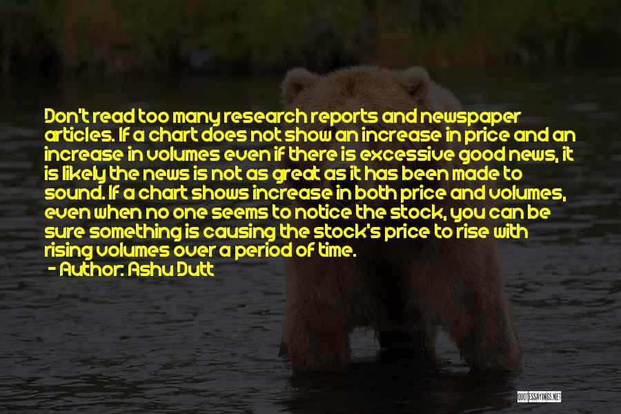 Chart Quotes By Ashu Dutt