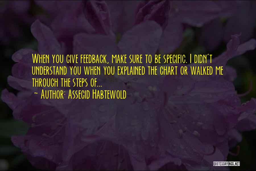 Chart Quotes By Assegid Habtewold