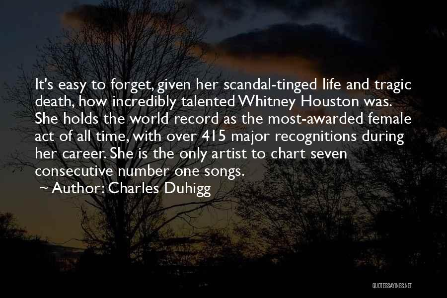 Chart Quotes By Charles Duhigg
