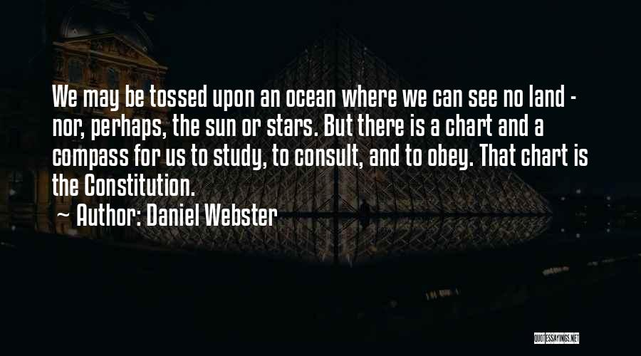 Chart Quotes By Daniel Webster