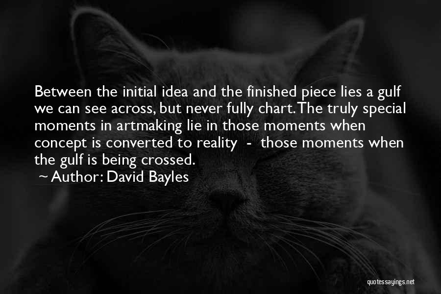 Chart Quotes By David Bayles