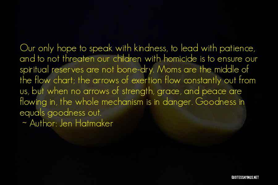 Chart Quotes By Jen Hatmaker