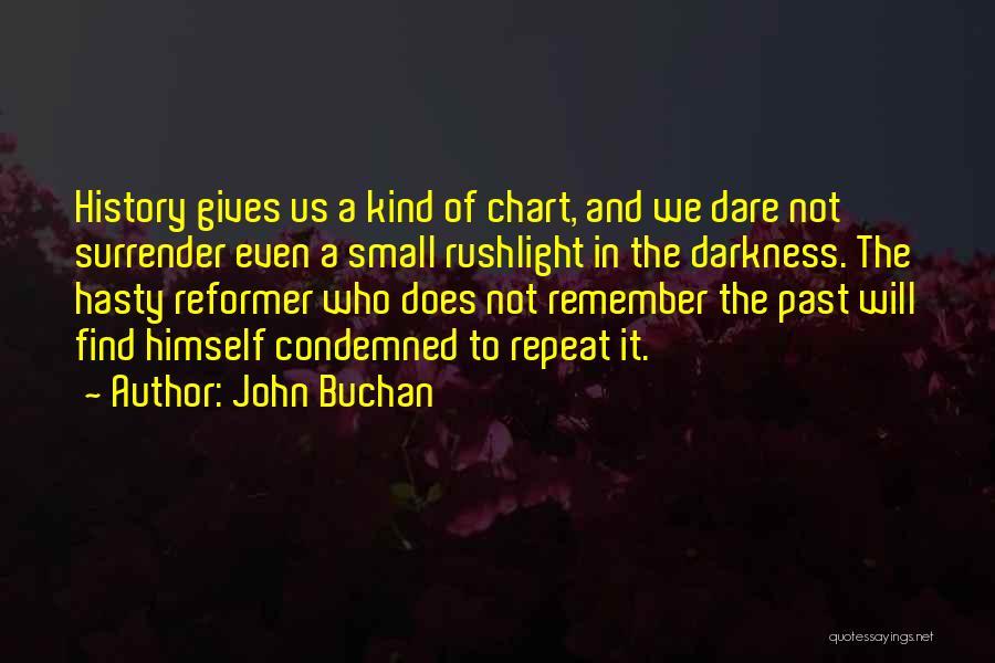 Chart Quotes By John Buchan