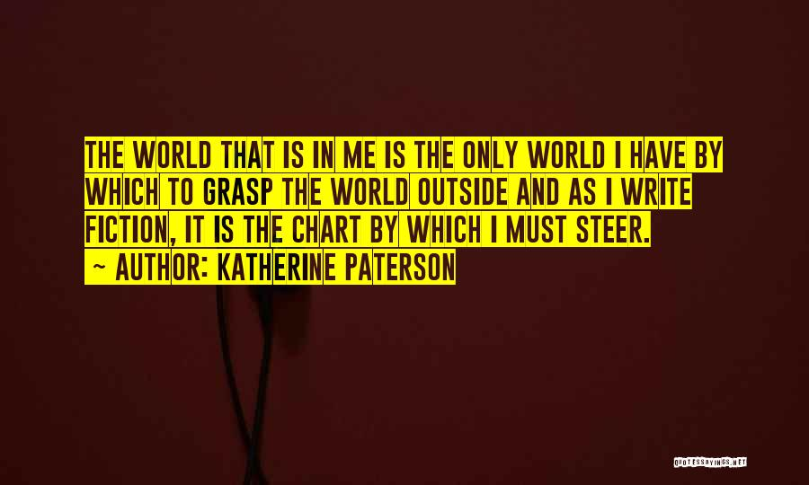 Chart Quotes By Katherine Paterson