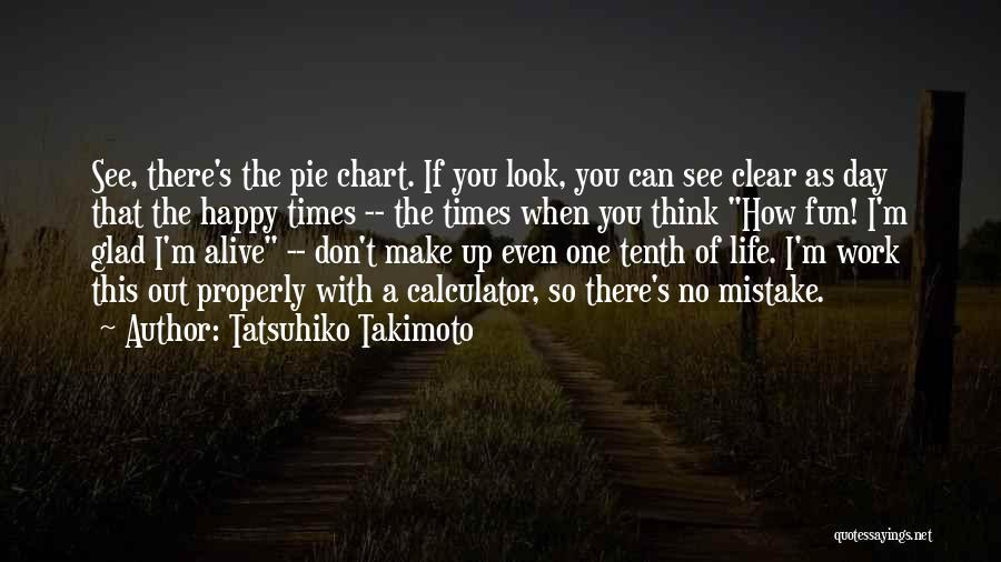 Chart Quotes By Tatsuhiko Takimoto