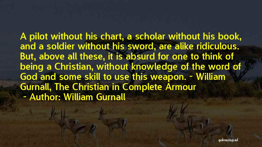 Chart Quotes By William Gurnall