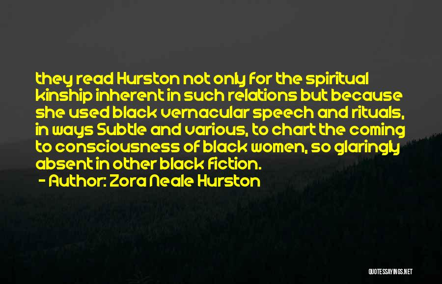 Chart Quotes By Zora Neale Hurston