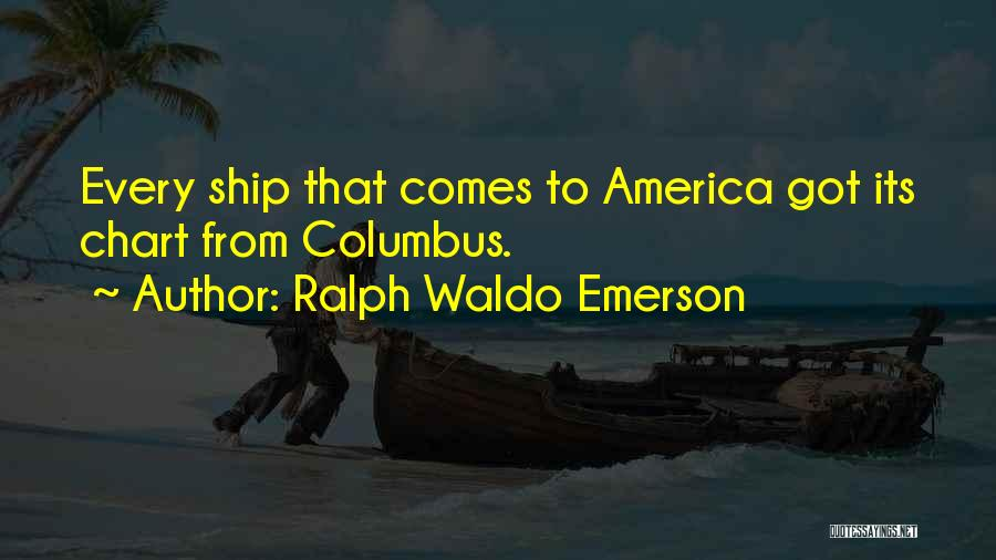 Chart Your Own Course Quotes By Ralph Waldo Emerson