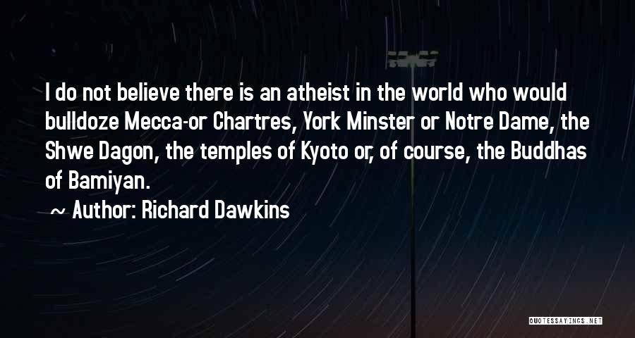 Chartres Quotes By Richard Dawkins
