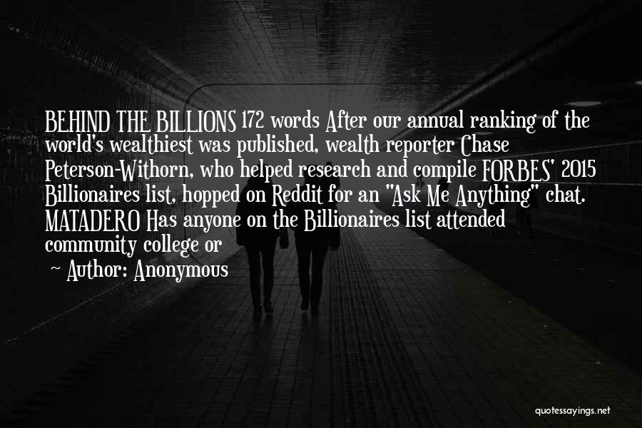 Chase After Me Quotes By Anonymous