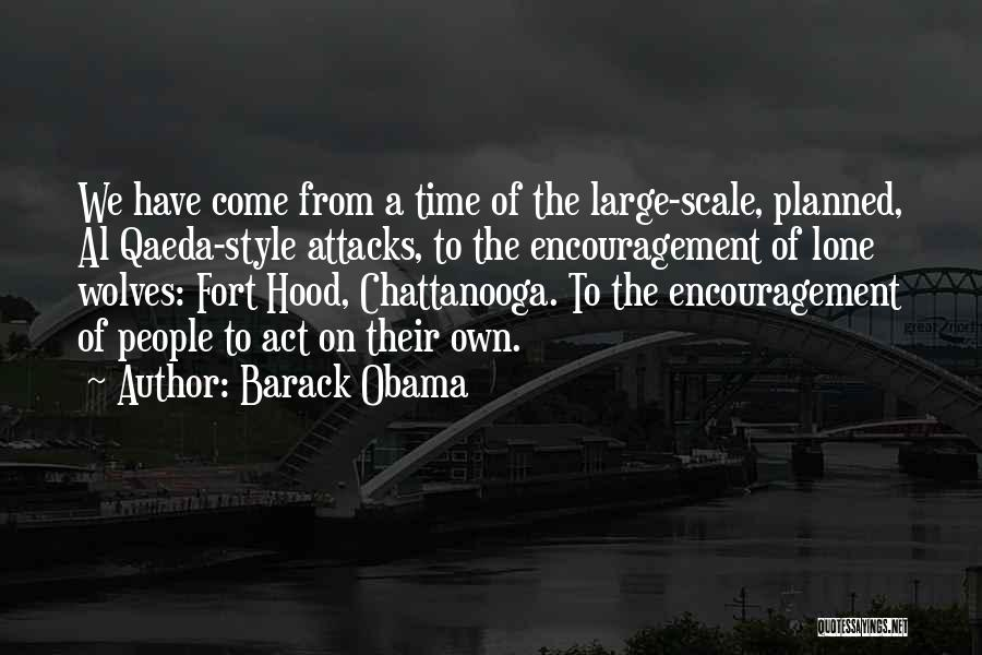 Chattanooga Quotes By Barack Obama