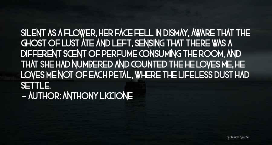 Cheating Husband Quotes By Anthony Liccione