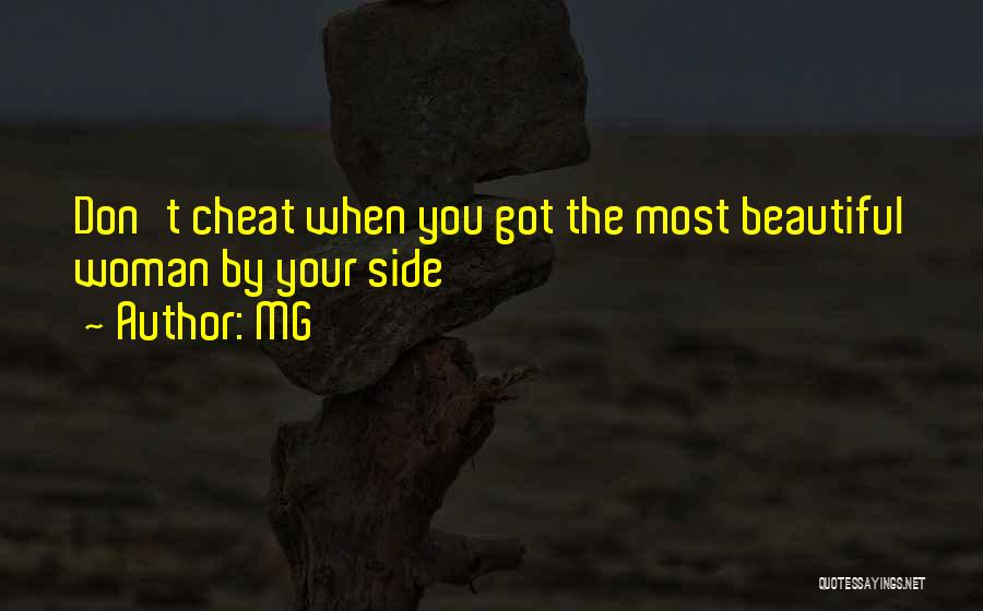 Cheating Husband Quotes By MG