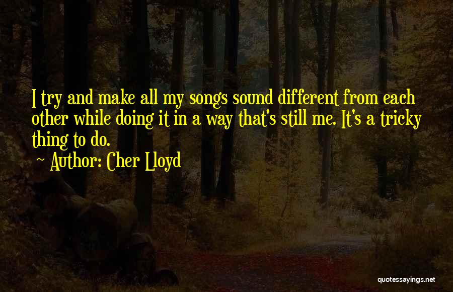 Cher Lloyd I Wish Quotes By Cher Lloyd