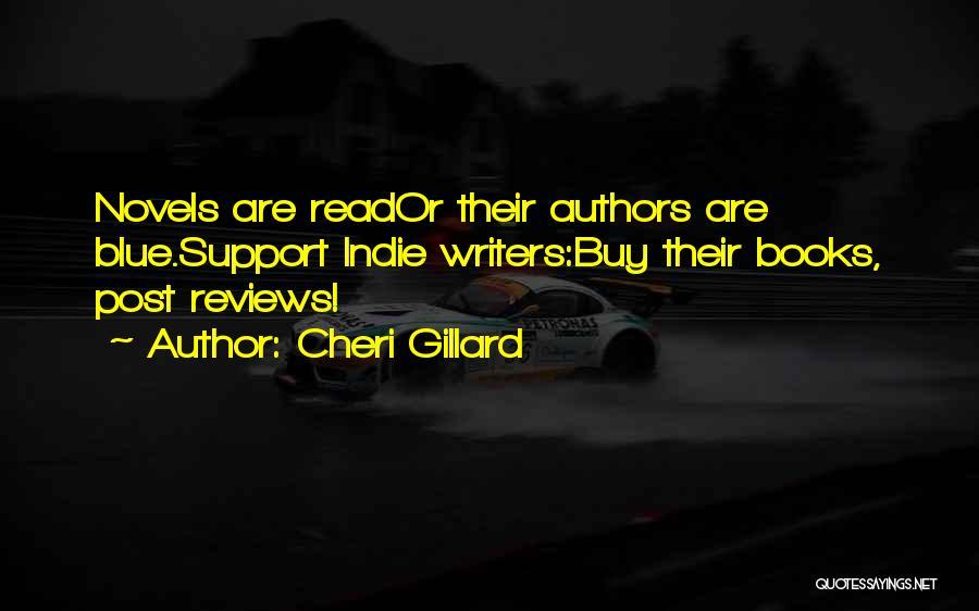 Cheri Gillard Quotes 1530960