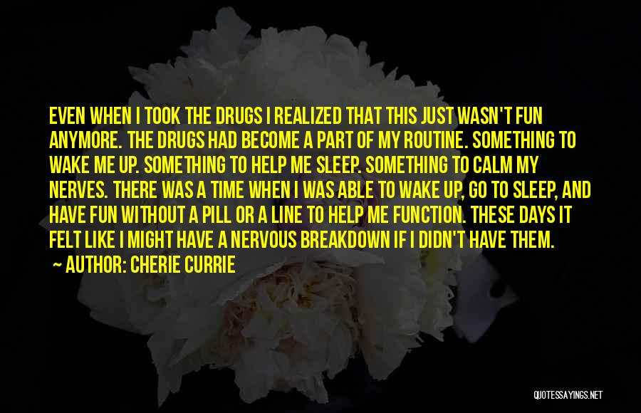 Cherie Currie Quotes 1573419