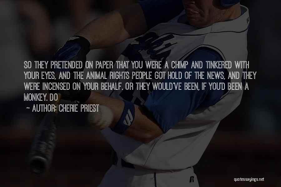 Cherie Priest Quotes 1006701