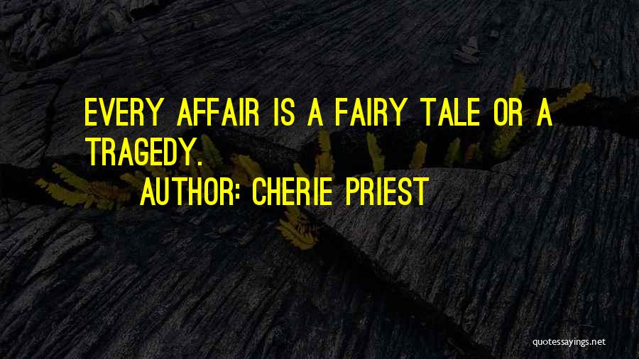 Cherie Priest Quotes 1034214