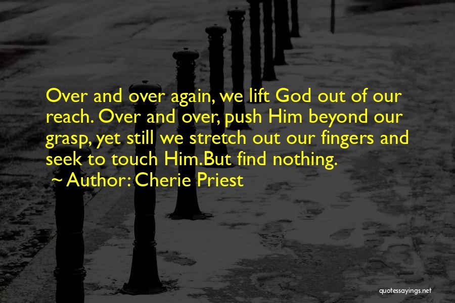 Cherie Priest Quotes 1063600