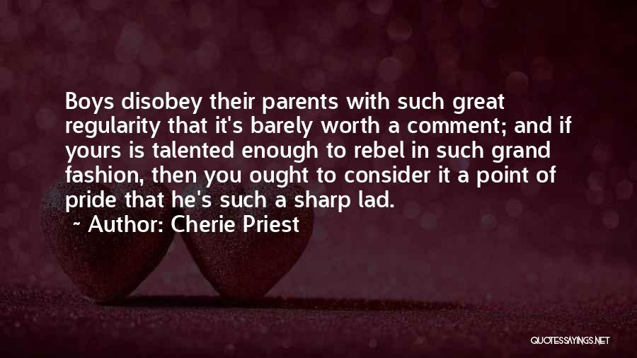 Cherie Priest Quotes 1076573
