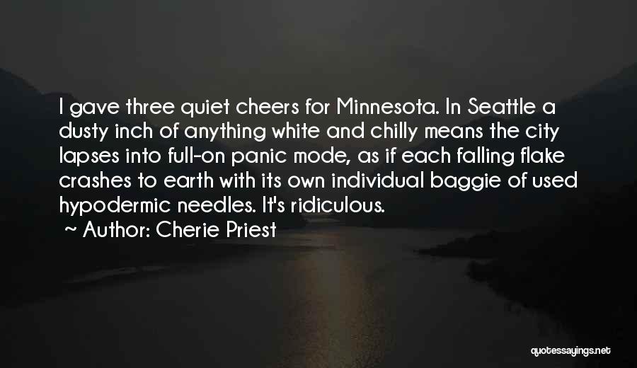 Cherie Priest Quotes 1107291