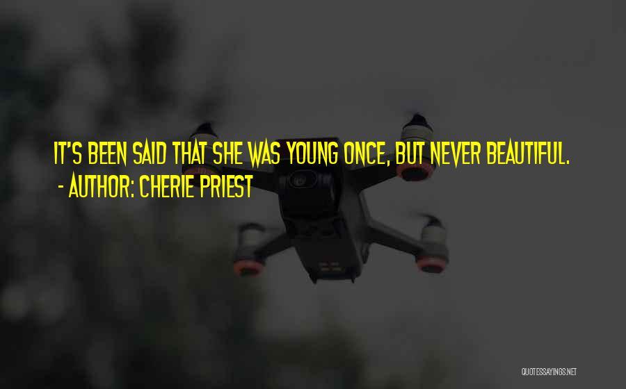 Cherie Priest Quotes 120302