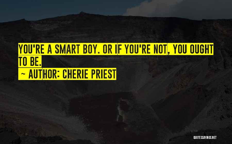 Cherie Priest Quotes 1205408