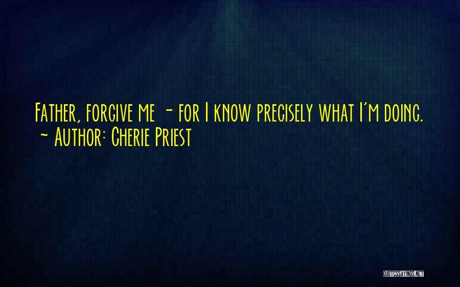 Cherie Priest Quotes 1343122