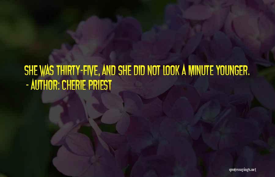 Cherie Priest Quotes 1360928