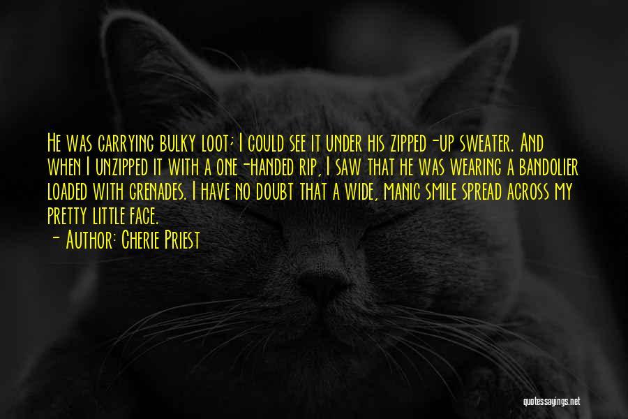 Cherie Priest Quotes 1639248