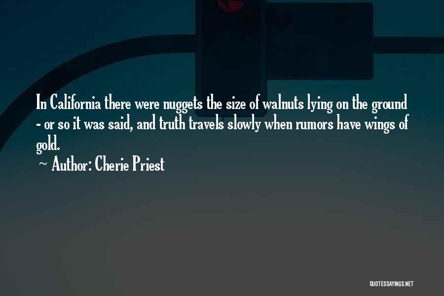 Cherie Priest Quotes 1736673