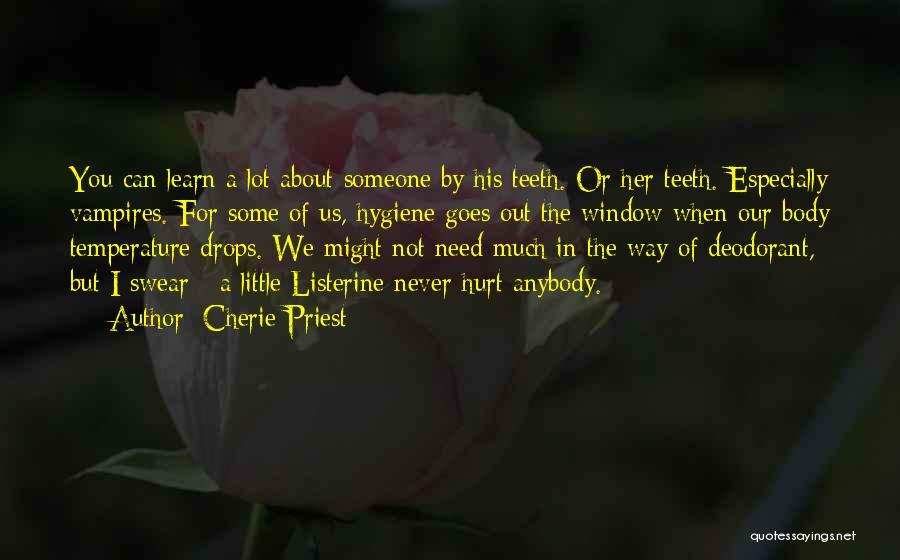 Cherie Priest Quotes 1864994
