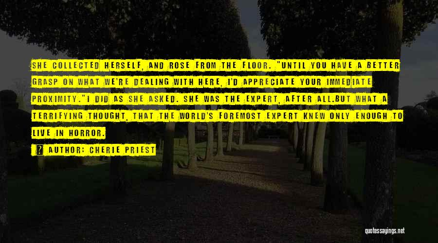 Cherie Priest Quotes 2000468