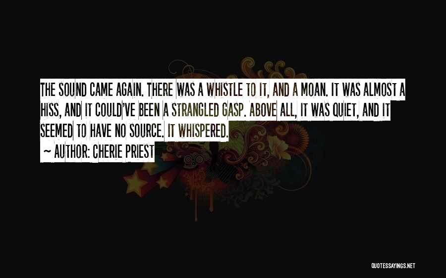 Cherie Priest Quotes 2209479