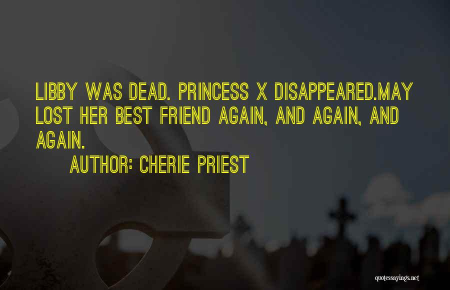 Cherie Priest Quotes 2244664
