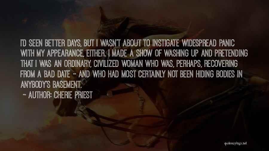 Cherie Priest Quotes 285243
